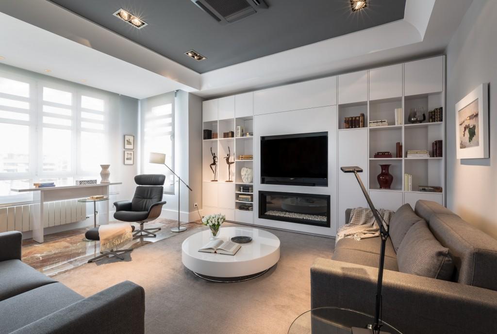 Buenas ideas para la decoraci n de salones modernos - Salones de diseno minimalista ...