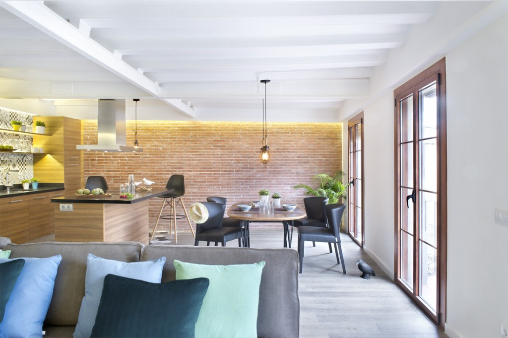 Buenas ideas para la decoraci n de salones modernos - Decoraciones de salones modernos ...