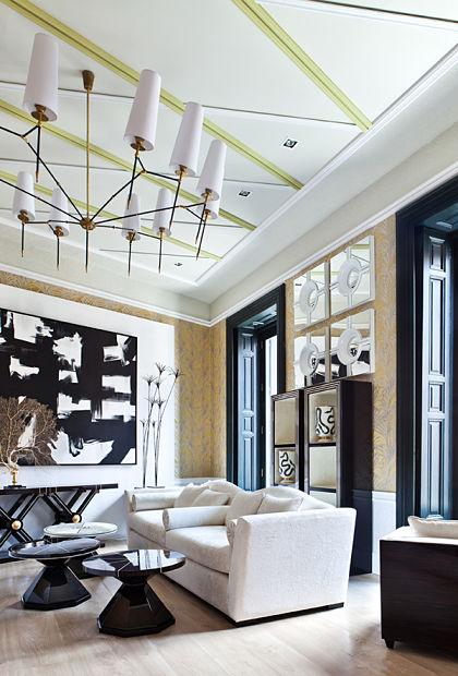 10 espacios de decoradores de interiores en casa decor - Decoradores de casas interiores ...