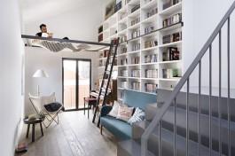 hamaca en altillo en la refoema de una vivienda_opt