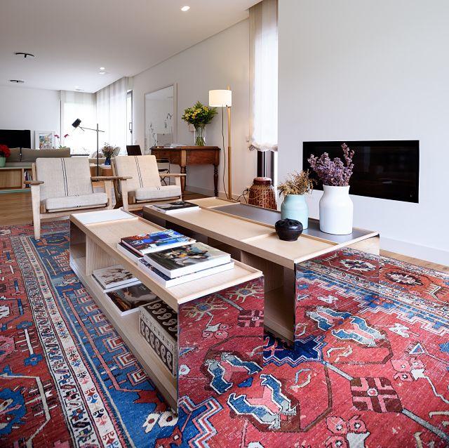diseño de mobiliario a medida en salón
