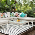 Inspiración para la decoración de jardines y terrazas