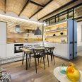 Reforma y decoración de una casa en La Barceloneta