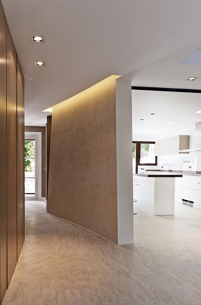 Geometr a y funcionalidad en el dise o interior de for Diseno de viviendas