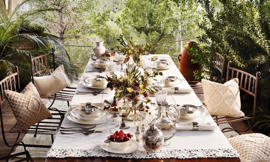 Ideas para decorar la mesa en las cenas de verano - Ideas para decorar mesas ...
