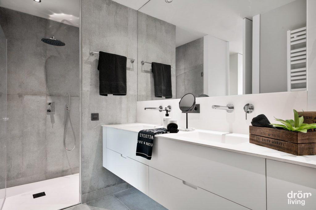 reforma de baño de vivienda en Barcelona