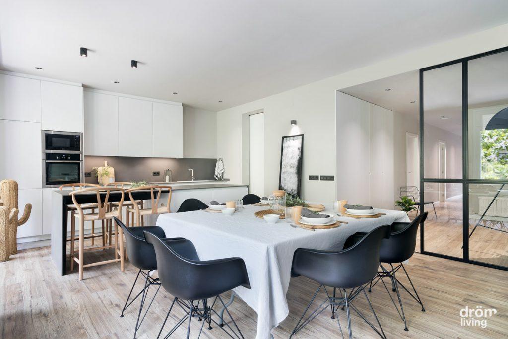Reforma de vivienda en Barcelona en calle Balmes
