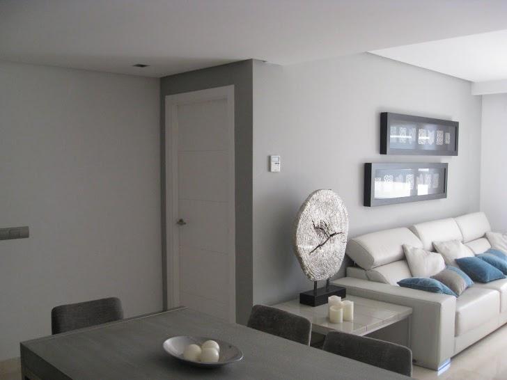 C mo decorar un apartamento de playa vivienda en marbella - Decorar apartamento playa ...