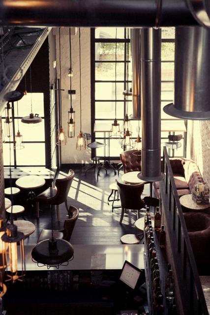 Estilo industrial neoyorquino en el marshall co - Mobiliario estilo industrial ...