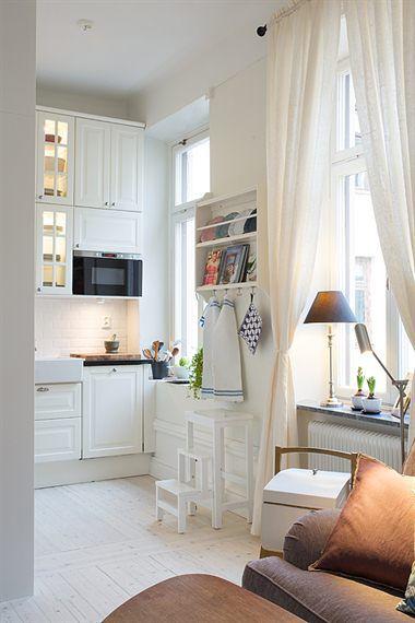 C mo decorar espacios peque os for Decoracion de espacios de interiores