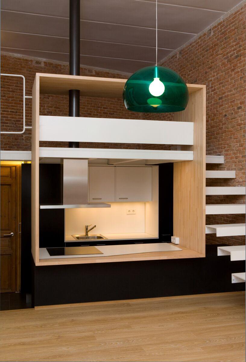 Un pu ado de mini lofts en madrid - Lofts en madrid ...