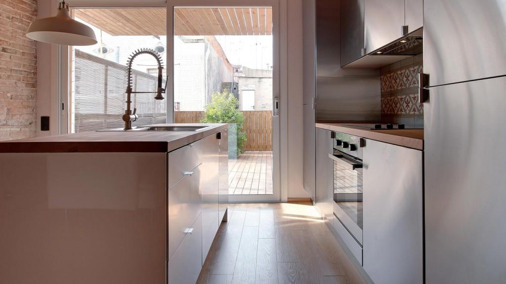 Inspiración para la decoración de cocinas pequeñas-territoriodecoblog