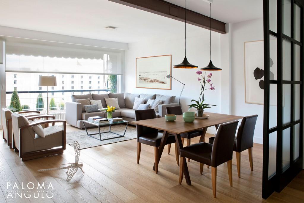 Buenas ideas para la decoraci n de salones modernos - Salones de casa modernos ...