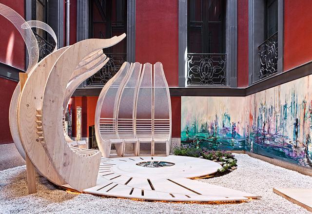 10 espacios de decoradores de interiores en casa decor - Decoradores de interiores madrid ...