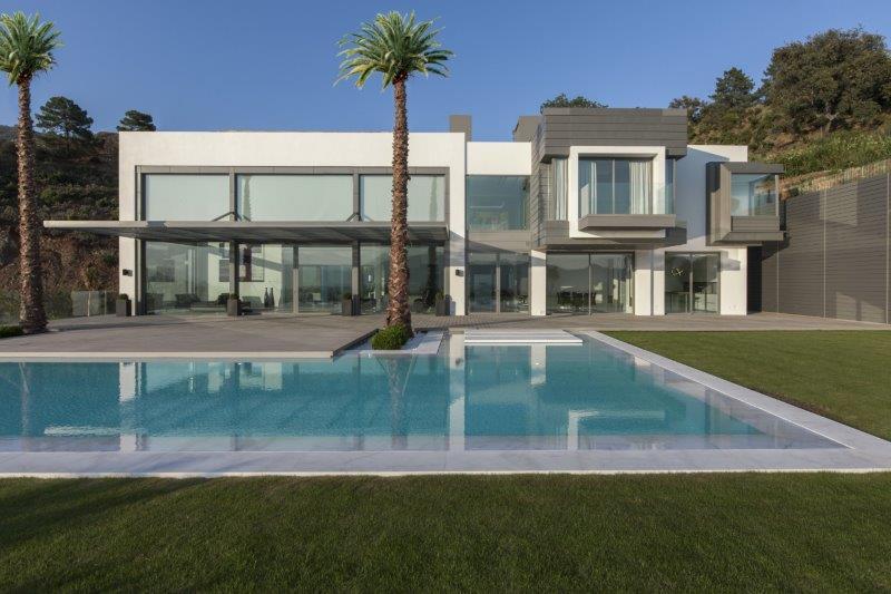 Arquitectura y dise o minimalista de lujo for Blog arquitectura y diseno