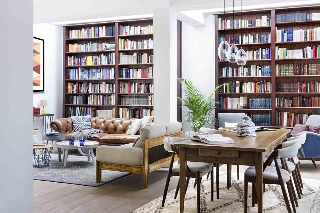 La original reforma de una casa de libro for Reforma de una casa