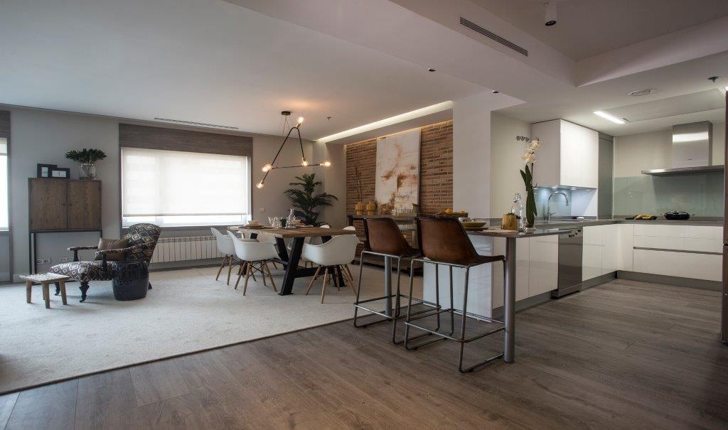 Tendencias en decoraci n de cocinas para 2017 - Tendencias salones 2017 ...