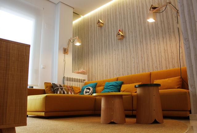 Dise o de interiores de la casa rbol for Diseno de interiores 2016