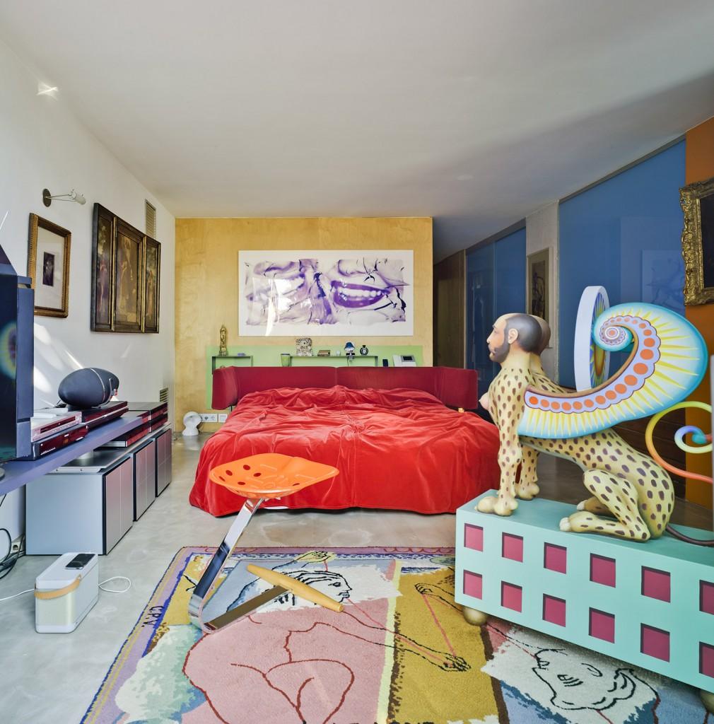 Arquitectura y dise o interior para coleccionistas for Dormitorio principal m6 deco