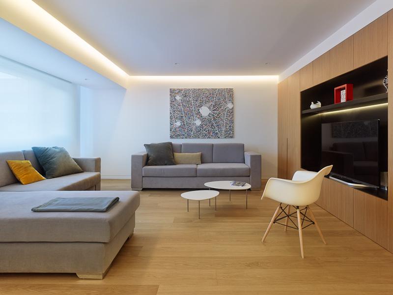 Dise o de interiores de vivienda en galicia for Interiores de viviendas