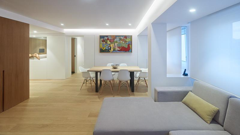 dise o de interiores de vivienda en galicia