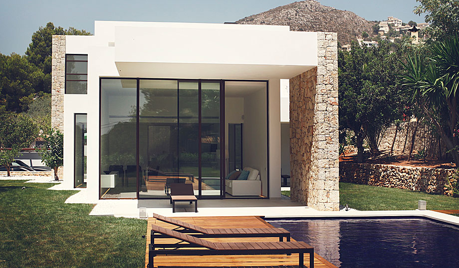 arquitectura y diseo de la casa el portet - Ramon Esteve Arquitecto