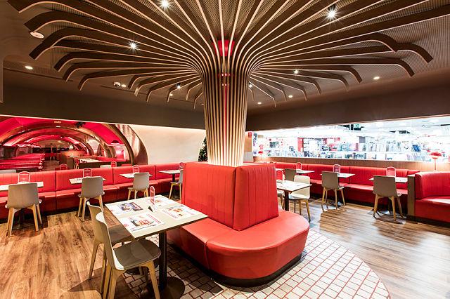 Vips Beatriz; el nuevo diseño de un restaurante emblemático de Madrid