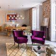 La continuidad en la reforma de un piso antiguo en Madrid