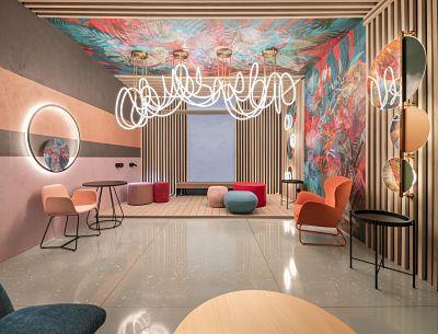 Diana de Welcome Design en Marbella Design Fair 2020