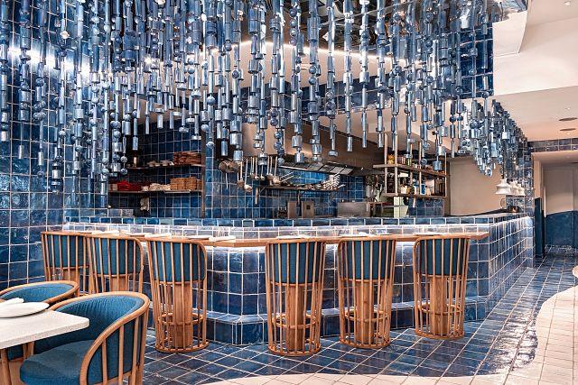 Restaurante la sastreria, zona de restaurante