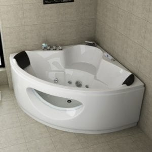 Bañera de hidromasaje costa dorada