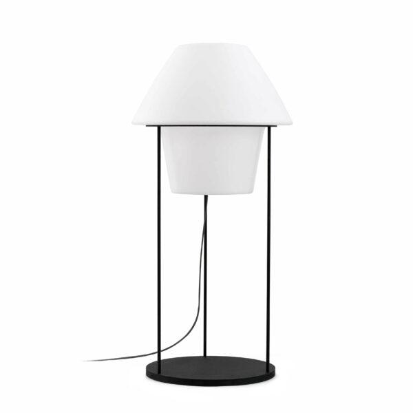 Versus- E lámpara de sobremesa de Faro Barcelona