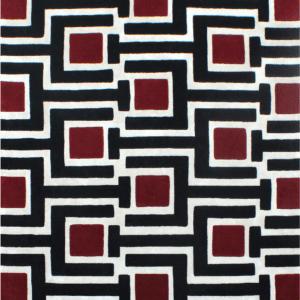 La alfombra diseño Hesperia